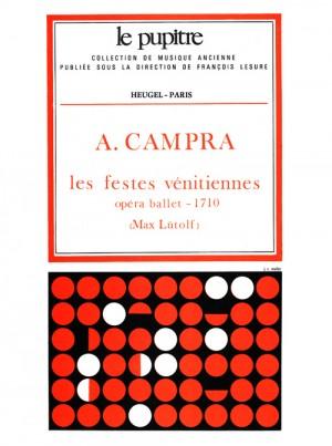 André Campra: Fetes Venitiennes