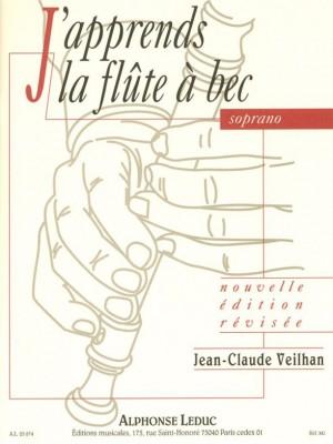 Jean-Claude Veilhan: J'Apprends La Flûte À Bec