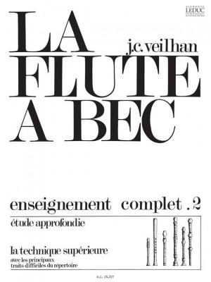 Jean-Claude Veilhan: Jean-Claude Veilhan: La Flûte a Bec Vol.2