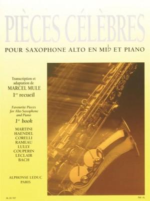Marcel Mule: Pieces Classiques Celebres 1