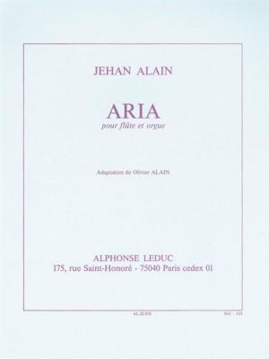 J. Alain: Aria