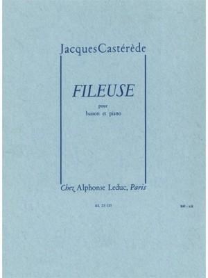 Jacques Castérède: Fileuse