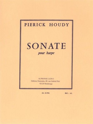 Pierrick Houdy: Sonate No.7