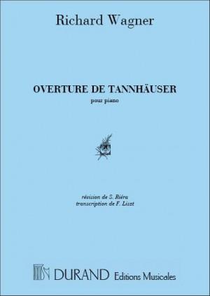 Wagner: Overture to 'Tannhäuser' (transc. F.Liszt)