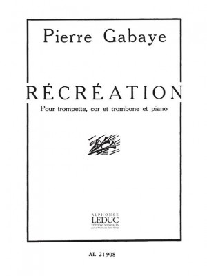 Pierre Gabaye: Pierre Gabaye: Recreation