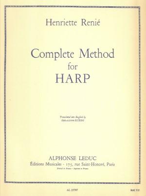 Henriette Renié: Méthode complète