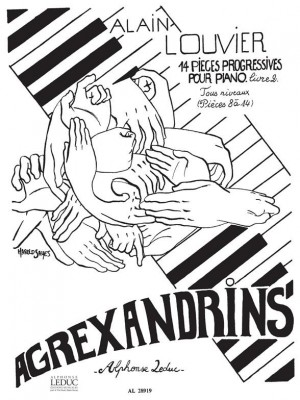 Louvier: Agrexandrins Vol.2