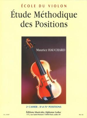 Maurice Hauchard: Etude méthodique Des Positions Vol 2