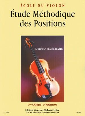 Maurice Hauchard: Etude Méthodique des Positions Vol 3