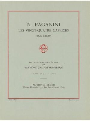 Niccolò Paganini: 24 Caprices Op.1, Vol.2