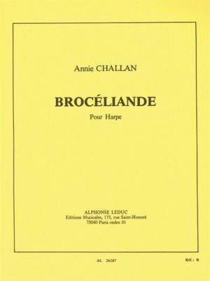 Annie Challan: Broceliande