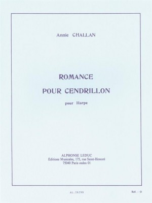 Annie Challan: Romance Pour Cendrillon