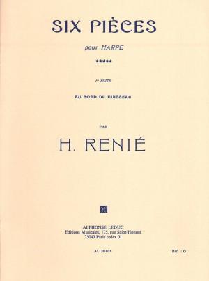 Henriette Renié: Au Bord Du Ruisseau (Harp solo)