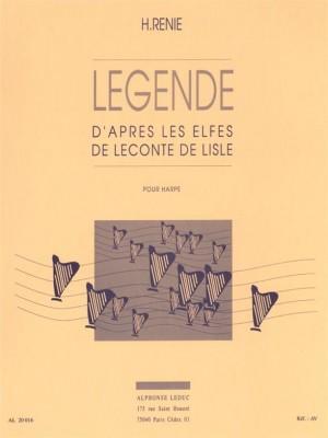 Henriette Renie: Légende