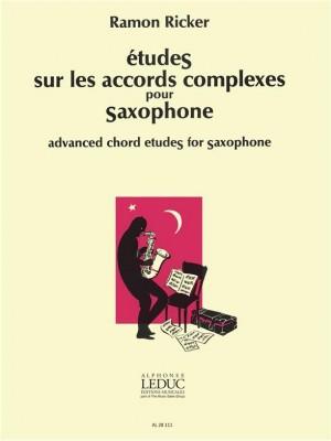 Ricker: Etudes Sur Le Accords Compl.