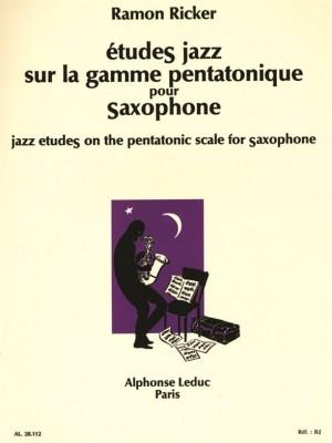 Ramon Ricker: Etudes Jazz sur la Gamme pentatonique