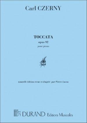 Czerny: Toccata Op.92 (Durand)