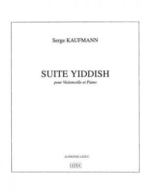 Serge Kaufmann: Suite yiddish (Cello & Piano)