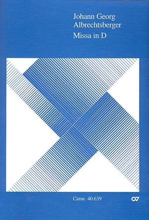 Albrechtsberger: Missa in D