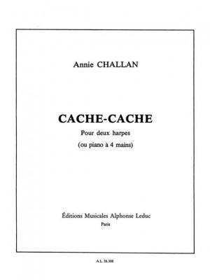 Annie Challan: Cache-Cache