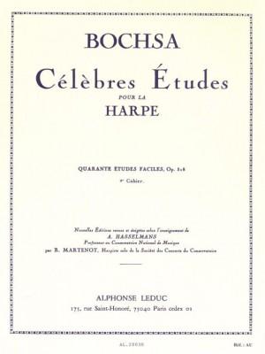 Robert Nicholas Charles Bochsa: 40 Etudes faciles Op.318, Vol.2