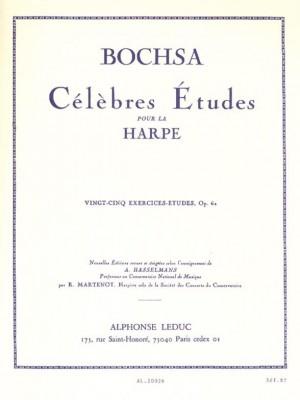 Robert Nicholas Charles Bochsa: 25 Exercices-Etudes Op62