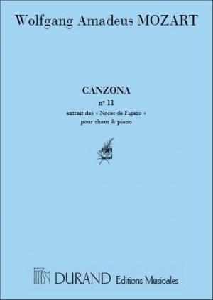 Mozart: Air de 'Figaro' No.11: Air de Chérubin (sop)