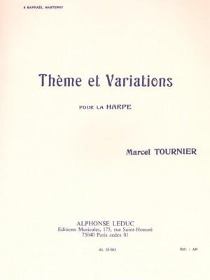 M. Tournier: Theme Et Variations
