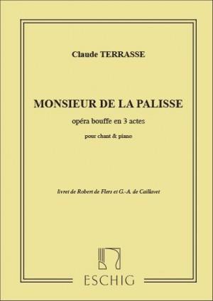 Terrasse: Monsieur de La Palisse