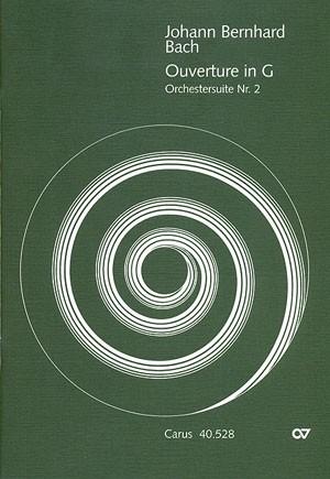 Bach, JB: Orchestersuite Nr. 2 (G-Dur)