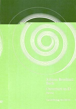 Bach, JB: Orchestersuite Nr. 4 (D-Dur)