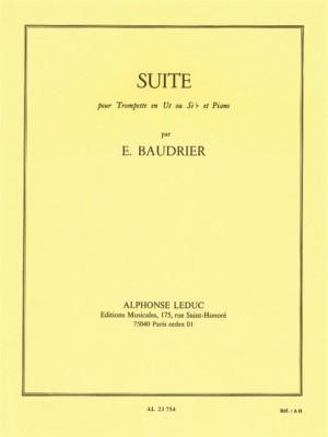 Baudrier: Suite