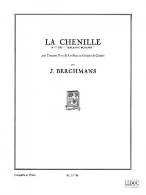 Jose Berghmans: Jose Berghmans: La Chenille