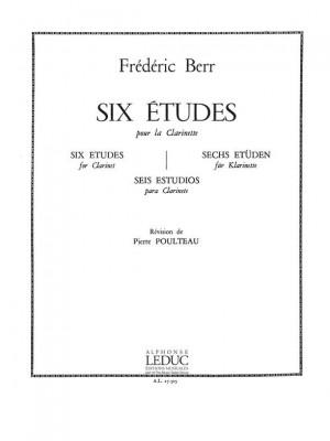 Berr: 6 Etudes