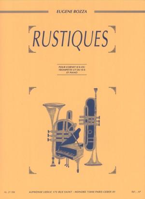 Eugène Bozza: Rustiques
