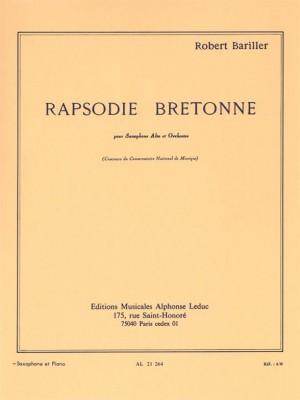 Robert Bariller: Rapsodie bretonne
