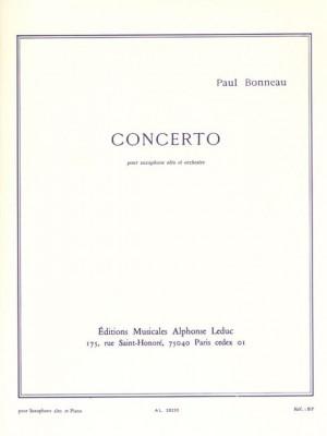 Paul Bonneau: Concerto
