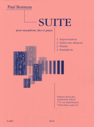 Paul Bonneau: Suite
