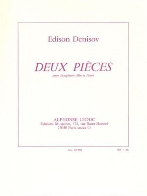 Edison Denisov: Deux Pièces