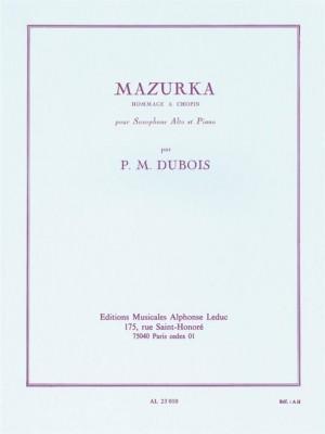 Pierre-Max Dubois: Mazurka