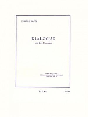 Eugène Bozza: Dialogue For Two Trumpets