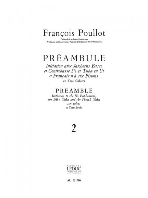 François Poullot: François Poullot: Preamble Vol.2