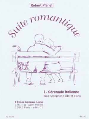Robert Planel: Suite romantique No.1