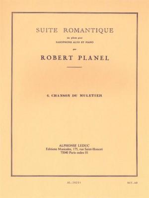 Robert Planel: Robert Planel: Suite Romantique 6