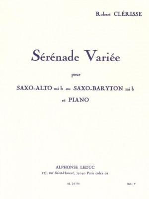 Robert Clerisse: Serenade Variee