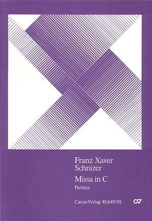 Schnizer: Missa in C