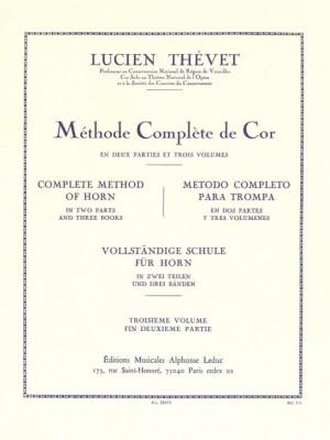 Lucien Thévet: Lucien Thevet: Complete Method of Horn