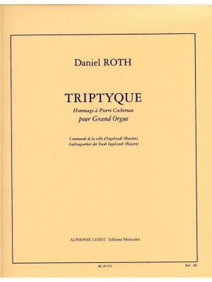 Roth: Triptyque - Hommage A Pierre Cochereau