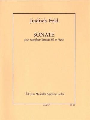Jindrich Feld: Sonate