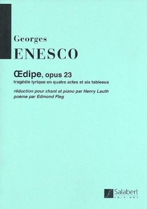 Enesco: Oedipe Op.23